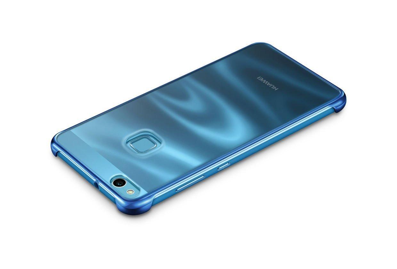 huawei pc case blue for p10 lite teleunicom. Black Bedroom Furniture Sets. Home Design Ideas