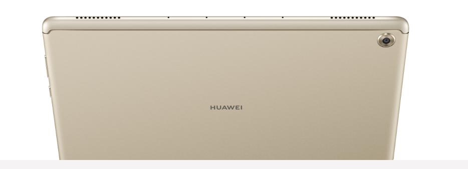 "Huawei MediaPad M5 Lite 10.1"" WiFi 3GB/32GB Tablet Space Grey"