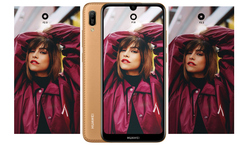 Huawei Y6 2019 Dual 2G+32G Sapphire Blue