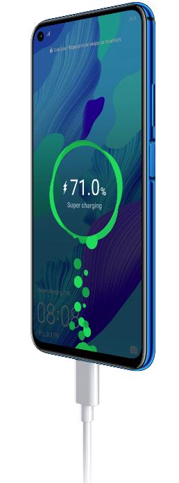 Huawei Nova 5T Dual 6G+128G Black