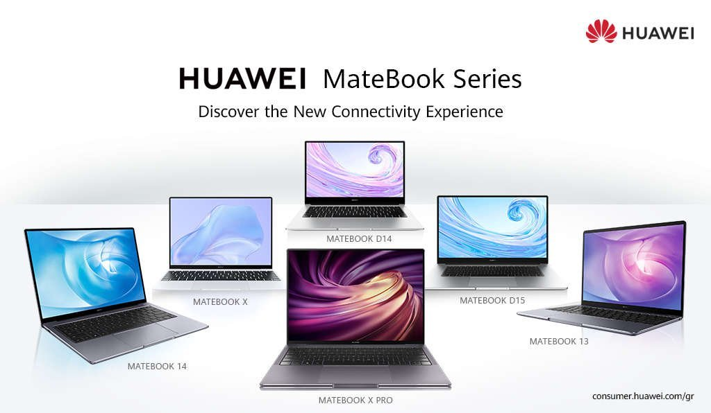 Huawei Matebook series_laptopsofuture