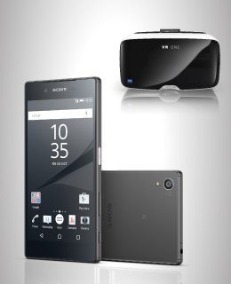 device sony xperia xz premium vr headsets select